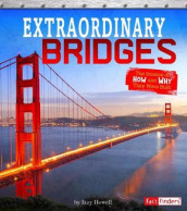Extraordinary Bridges: The Science of How and Why They Were Built av Sonya Newland (Innbundet)