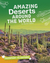 Omslag - Amazing Deserts Around the World