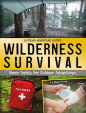 Wilderness Survival av Blake Hoena (Innbundet)