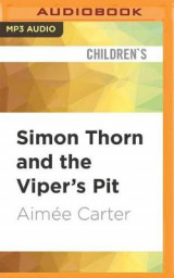 Omslag - Simon Thorn and the Viper's Pit