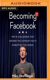 Omslag - Becoming Facebook
