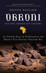 Omslag - Obroni and the Chocolate Factory
