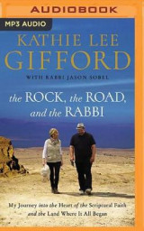 Omslag - The Rock, the Road, and the Rabbi