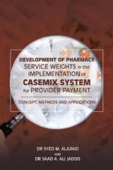 Omslag - Development of Pharmacy Service Weights in the Implementation of Casemix System for Provider Payment