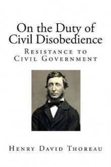 On the Duty of Civil Disobedience av Henry David Thoreau (Heftet)