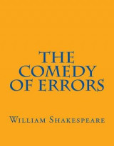 Omslag - The Comedy of Errors