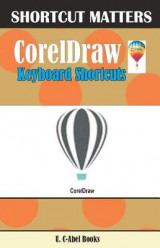 Omslag - CorelDRAW Keyboard Shortcuts