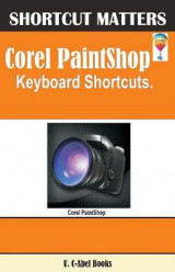 Omslag - Corel Paintshop Keybaord Shortcuts