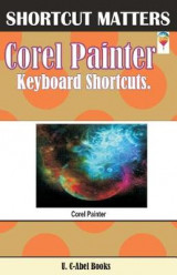 Omslag - Corel Painter Keyboard Shortcuts