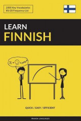 Omslag - Learn Finnish - Quick / Easy / Efficient