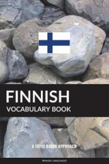 Omslag - Finnish Vocabulary Book
