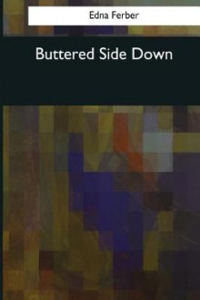 Buttered Side Down av Edna Ferber (Heftet)