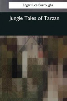 Jungle Tales of Tarzan av Edgar Rice Burroughs (Heftet)