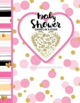 Omslag - Baby Shower Games for Girls