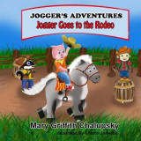 Omslag - Joggers' Adventures - Jogger Goes to the Rodeo