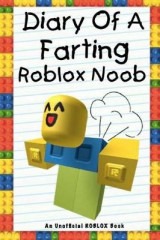 Omslag - Diary of a Farting Roblox Noob