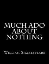 Omslag - Much ADO about Nothing