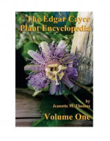 Omslag - The Edgar Cayce Plant Encyclopedia by Jeanette M Thomas