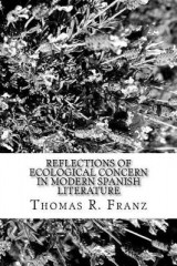 Omslag - Reflections of Ecological Concern in Modern Spanish Literature