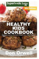 Omslag - Healthy Kids Cookbook