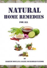 Omslag - Natural Home Remedies for All
