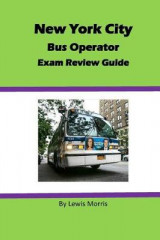 Omslag - New York City Bus Operator Exam Review Guide