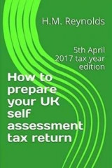 Omslag - How to Prepare Your UK Self Assessment Tax Return