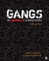 Omslag - Gangs in America's Communities