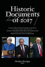 Historic Documents of 2017 (Innbundet)