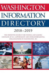 Washington Information Directory 2018-2019 (Innbundet)