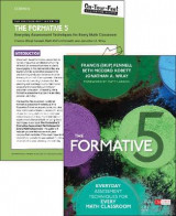 Omslag - BUNDLE: Fennell, The Formative 5 Book + On-Your-Feet Guide to The Formative 5