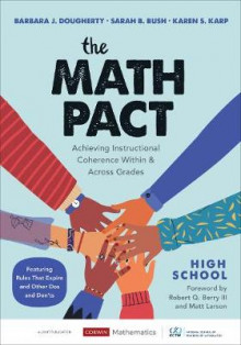 The Math Pact, High School av Barbara J. Dougherty, Sarah B. Bush og Karen S. Karp (Heftet)