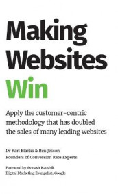 Making Websites Win av Karl Blanks og Ben Jesson (Innbundet)