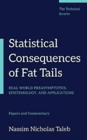 Statistical Consequences of Fat Tails av Nassim Nicholas Taleb (Innbundet)