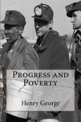 Omslag - Progress and Poverty
