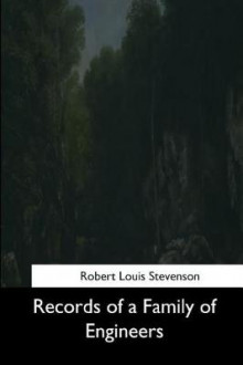 Records of a Family of Engineers av Robert Louis Stevenson (Heftet)