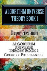 Omslag - Algorithm Universe Theory Book 1
