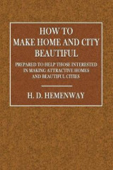 Omslag - How to Make Home and City Beautiful