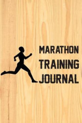 Omslag - Marathon Training Journal