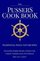 Omslag - The Pussers Cook Book