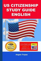 Omslag - Us Citizenship Study Guide English