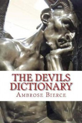 Omslag - The Devils Dictionary