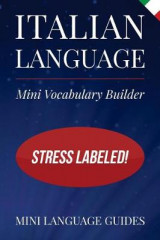 Omslag - Italian Language Mini Vocabulary Builder