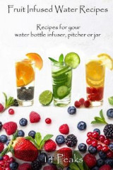 Omslag - Fruit Infused Water Recipes