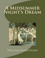 Omslag - A Midsummer Night's Dream