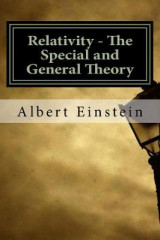 Omslag - Relativity - The Special and General Theory