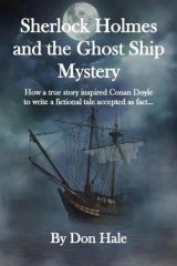 Omslag - Sherlock Holmes and the Ghost Ship Mystery
