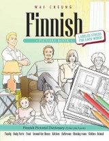 Omslag - Finnish Picture Book