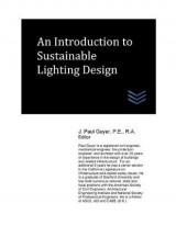 Omslag - An Introduction to Sustainable Lighting Design