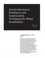 Omslag - An Introduction to Distillation and Condensation Techniques for Water Desalination